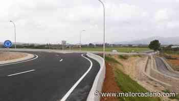 Abren al tráfico el acceso a los polígonos de Santa Maria y Consell - mallorcadiario.com