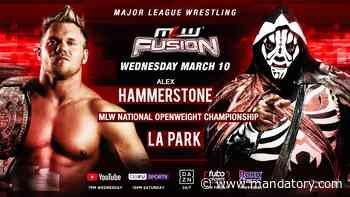 MLW Announces Main Event Title Match For 3/10 Fusion, Reportedly Planning A Spin-Off Series