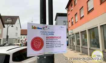 Corona-Inzidenzwert im Landkreis Augsburg wieder über 50