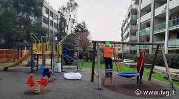 Albissola Marina, piano per la manutenzione di parchi e aree gioco - IVG.it