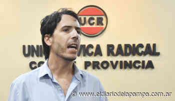 Berhongaray se mete en la pelea por Santa Rosa y pregunta por el Plan Director - El Diario de La Pampa