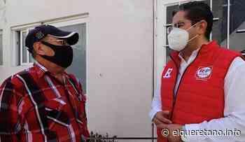 Piden que vacuna llegue a comunidades de Santa Rosa Jáuregui - El Queretano