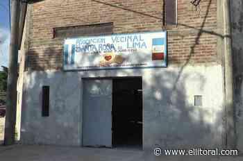 Por la falta de ingresos, cierra el comedor comunitario de Santa Rosa de Lima - El Litoral
