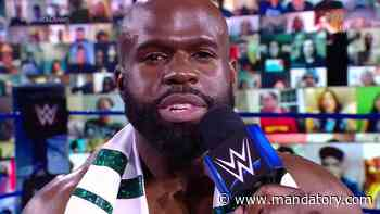 Apollo Crews Says Humbleness Held Him Back, Explains How He Learned To Change It