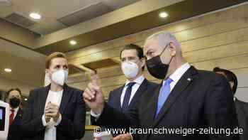 Corona-Krise: Israel, Österreich und Dänemark schmieden Impfstoff-Allianz