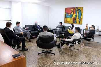 TJES: Tribunal de Justiça celebra convênio com Município de Ibatiba para reforma e ampliação do fórum da Comarca - Portal Maratimba