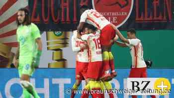DFB-Pokal: RB Leipzig nach Halbfinal-Einzug heiß auf den ersten Titel