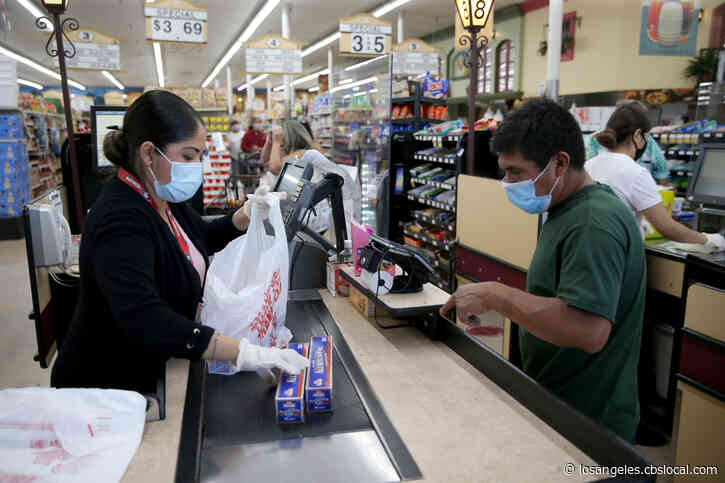 Santa Ana City Council Approves $4 'Hero Pay' Boost For Grocery, Pharmacy Workers