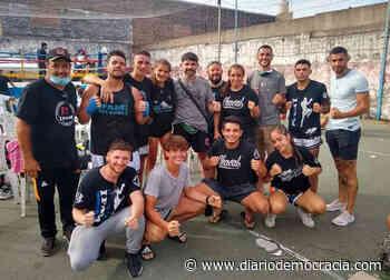 Representantes del Instituto Federal de Junín cosecharon cinco triunfos en Santos Lugares - Diario Democracia