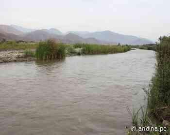 La Libertad: inician la descolmatación del río Chicama en Ascope - Agencia Andina