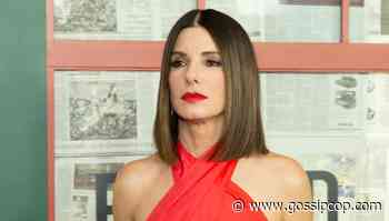 Sandra Bullock's Boyfriend Jealous Of Her Working With Brad Pitt? - Gossip Cop