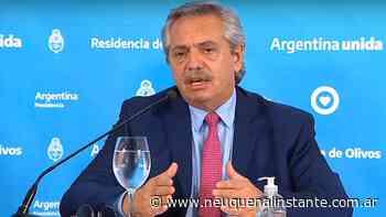 Llega por primera vez Alberto Fernández a San Carlos de Bariloche | Neuquén al Instante - Neuquén Al Instante