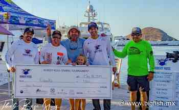 En mayo, 'Marina Puerto Escondido Fishing Tournament' - Big Fish