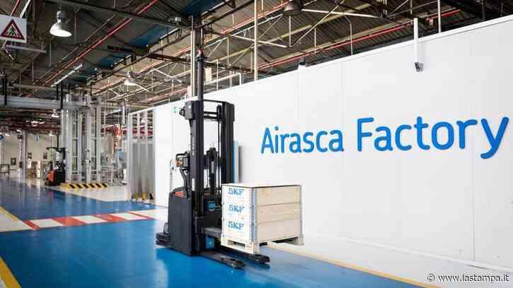 Skf investe 40 milioni ad Airasca per il nuovo stabilimento di cuscinetti di precisione - La Stampa