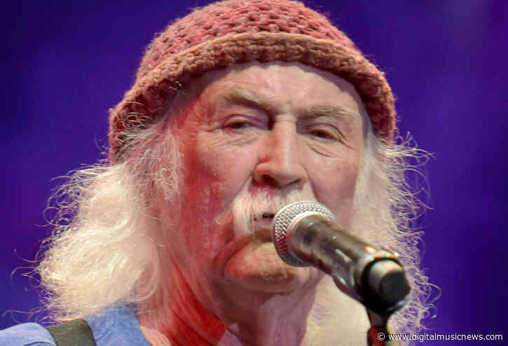 """David Crosby Forced to Sell His Entire Catalog Because Concerts Are Canceled and Streaming Doesn't Pay — """"This Deal Is a Blessing"""""""