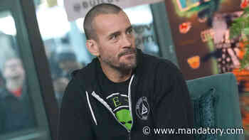 CM Punk Won't Be A Surprise At AEW Revolution Since The Blackhawks Are Playing