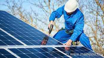 Iphofen denkt neu: Wie Photovoltaik sich rechnen könnte - Main-Post