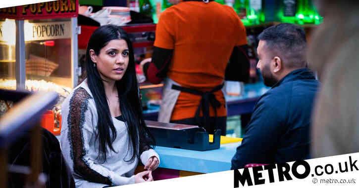 EastEnders spoilers: Iqra Ahmed crushed as Ash Panesar kisses Peter Beale