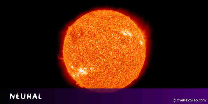 NASA figures we've got about a billion years before the sun kills us all