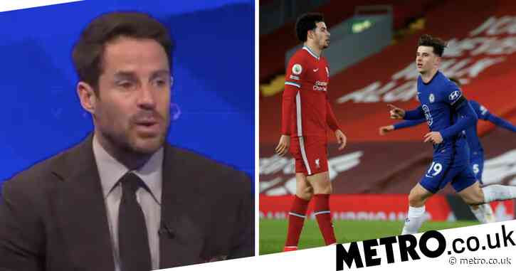 Jamie Redknapp singles out Trent Alexander-Arnold for criticism after Mason Mount goal