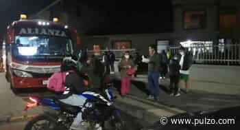 """""""Pidieron celulares, plata y bolsos"""": pasajeros atracados en bus atraparon a 2 extranjeros - Pulzo.com"""
