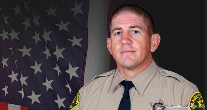 Fundraiser Planned For LA County Sheriff's Motorcycle Deputy Thomas Albanese Who Was Killed In Lakewood Crash