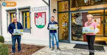 """In Zandt """"blühen"""" die Gutscheine - Region Cham - Nachrichten - Mittelbayerische - Mittelbayerische"""