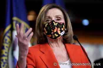 Nancy Pelosi dismisses new QAnon threat to Capitol as 'silliness'
