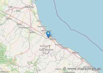 Terremoto nel Riminese, epicentro a Santarcangelo di Romagna [DATI e MAPPE] - Meteo Web