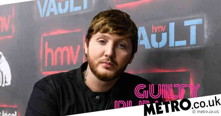 James Arthur 'in the best head space' after opening up about demons on new song Medicine