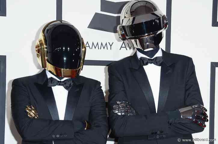 Daft Punk Soar on Dance/Electronic Charts After Breakup Announcement