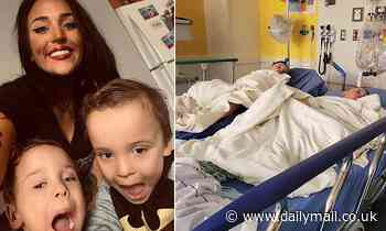 Michigan mom dies protecting her twin five-year-old sons with her body after driver rear-ended car