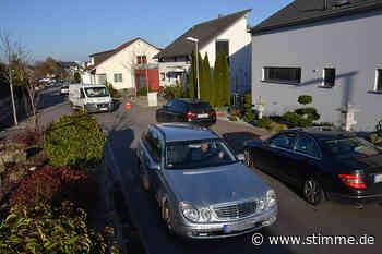 Ausweichverkehr belastet Anwohner in Leingarten - Heilbronner Stimme