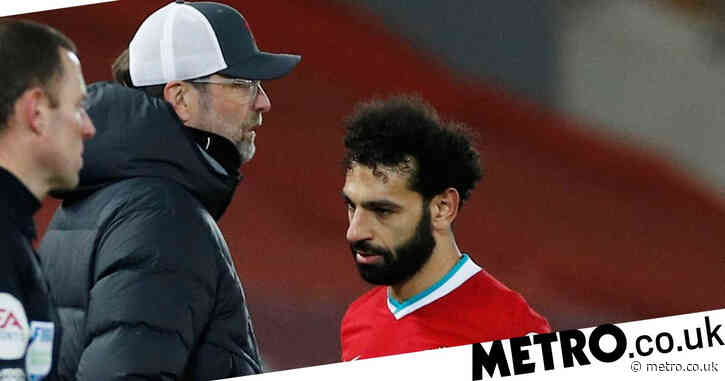 Jurgen Klopp explains Mohamed Salah's early substitution during Liverpool's defeat to Chelsea