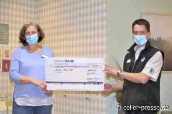 Pfandbon-Aktion im E-Center Lachendorf erlöst 1.895 Euro fürs Hospiz - Celler Presse