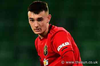 Man Utd youngster Dylan Levitt joins Croatian minnows NK Istra on loan transfer until end of season to win - The Sun