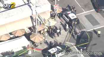 Shooting Reported In Heart Of Beverly Hills; One Wounded