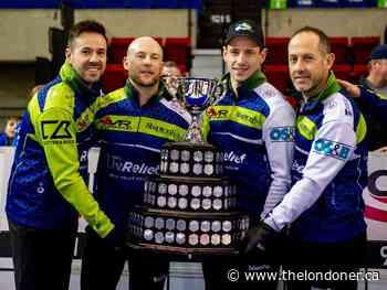 Port Elgin to host 2022 southern Ontario curling championship - Londoner