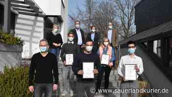 Umweltschutzpreis 2020: Vier kreative Projekte von Gemeinde Finnentrop ausgezeichnet - sauerlandkurier.de