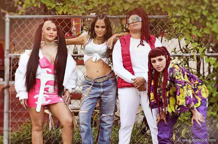 Meet the Fierce Women Behind Natti Natasha's New Single 'Las Nenas': Cazzu, Farina & La Duraca
