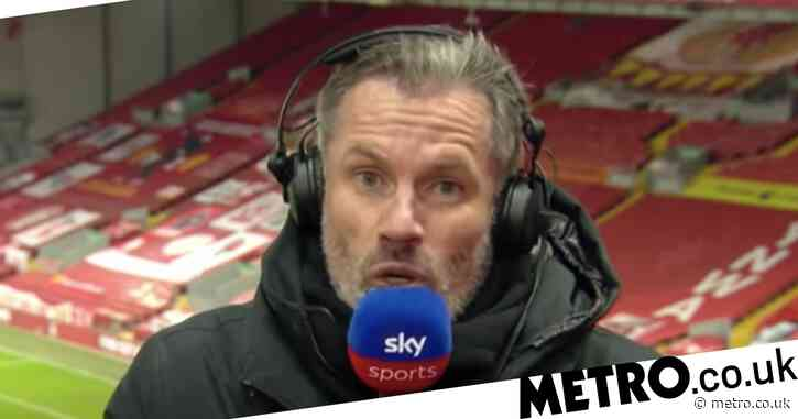 Jamie Carragher gives verdict on Jurgen Klopp's 'strange' Mohamed Salah substitution in Liverpool's defeat to Chelsea