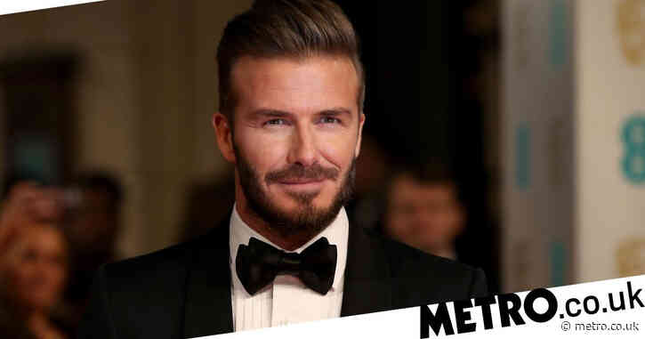 David Beckham 'signs deal with Disney Plus for TV show about underprivileged footballers'