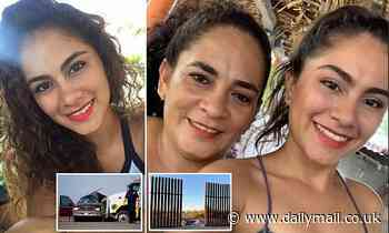 Guatemalan woman, 23, who died in her mom's arms in horror SUV crash after sneaking through border