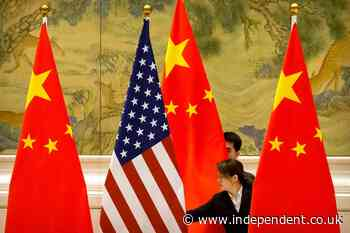 Pew survey shows hardening American attitudes toward China