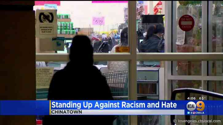 Movement Started To Stop Hate Crimes Towards Asians As LA Sees 114% Increase