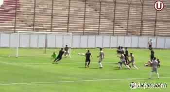 Los mejores momentos del Universitario vs. San Martín [VIDEO] - Diario Depor