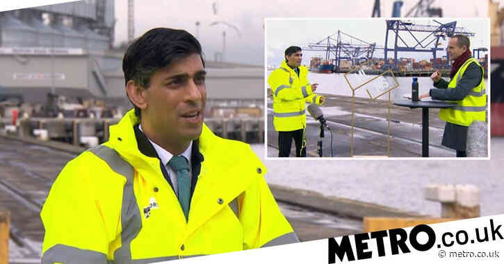 Martin Lewis confronts Rishi Sunak over Covid support gaps