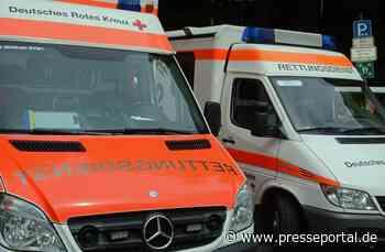 POL-ME: Motorrollerfahrer bei Alleinunfall schwer verletzt - Monheim am Rhein - 2103022 - Presseportal.de