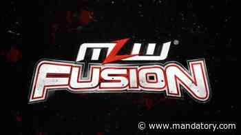 MLW Fusion Results: Jordan Oliver Challenges Jacob Fatu For World Title