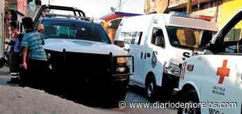 En Puente de Ixtla, sujeto se quita la vida por depresión - Diario de Morelos